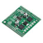 Pololu デュアルMC33926モータドライバ Arduinoシールド