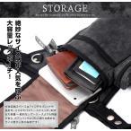 送料無料 DEVICE デバイス Haze3 2way レッグポーチ DLH-40055 3色(BK/ブラック・KH/カーキ/BRブラウン)