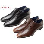 リーガル 靴 メンズ 正規品 REGAL 24GR BB プレーントゥ メダリオン