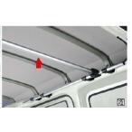 アトレーワゴン クロスシステムバー(アッパーシステムレール用) ダイハツ純正部品 S321G S331G パーツ オプション