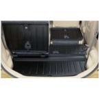 スペーシア ラゲッジマット(シート背裏あり) スズキ純正部品 MK42S  パーツ オプション