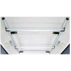 dbis043 デリカD:5 インナールーフユーティリティバー  三菱純正部品 パーツ オプション