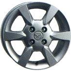 デミオ アルミホイール(14×6J)1本からの販売  マツダ純正部品 パーツ オプション