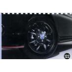 エッセ アルミホイール(14インチ・ミニライト・ブラック)1本からの販売  ダイハツ純正部品 パーツ オプション