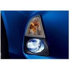 アクア LEDフォグランプランプキット (フィッティングキットとスイッチキット別売り)  トヨタ純正部品 パーツ オプション