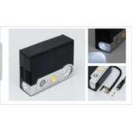 ソリオハイブリッド LEDライト付エアーコンプレッサー スズキ純正部品 MA46S MA36S   パーツ オプション