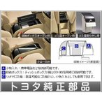 lero027 エスティマ コンソールボックス  トヨタ純正部品 パーツ オプション