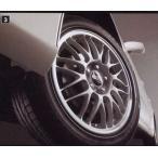 マジェスタ アルミホイール(BBS/17インチ)FR・RR共通  トヨタ純正部品 パーツ オプション