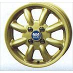 ムーヴ アルミホイール(14インチ・ミニライト・ゴールド)  ダイハツ純正部品 パーツ オプション