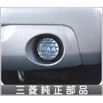 パジェロイオ ビルトインフォグランプ(PIAA)  三菱純正部品 パーツ オプション