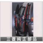 デリカスペースギア ドアリフレクター  三菱純正部品 パーツ オプション