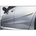 WRX S4・STI ボディサイドモールディング  スバル純正部品 パーツ オプション