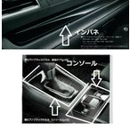 WRX S4・STI ピアノブラックパネル  スバル純正部品 パーツ オプション