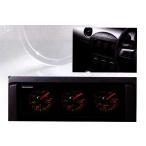 ロードスター スポーティ3連メーター本体のみ  マツダ純正部品 パーツ オプション