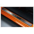 XV フロントサイドシルプレート(XV) フロント左右セット スバル純正部品 GT3 GT7  パーツ オプション