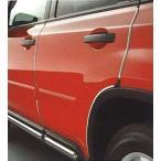 エクストレイル ドアエッジモール(樹脂製)  日産純正部品 パーツ オプション