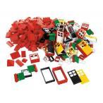LEGO レゴ 新ドアと窓 追加パーツ セット 建物 おうち用 9386
