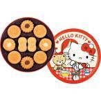 バタークッキー缶(ハローキティ)〈33745〉