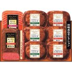 【送料込み/直送】伊藤ハム 田崎真也セレクションローストビーフ&ハンバーグ|<YO40>ローストビーフ&ハンバーグ|