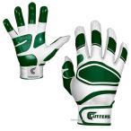 あすつく カッターズ 限定カラー バッティンググローブ 両手用 カラー パワーコントロール B440 バッティンググラブ 手袋 野球用品 スワロースポーツ