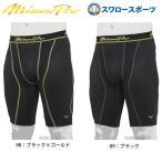 ミズノ MIZUNO  スライディングパンツ 12JB9P11 09 ブラック S
