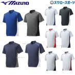 ミズノ MIZUNO BBシャツハーフボタンコエリ GE 12JC6L1101S