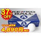 あすつく ナガセケンコー KENKO 試合球 軟式 ボール A号 A-NEW ※ダース販売(12個入) ボール 軟式 【Sale】 野球用品 スワロースポーツ ■kyo