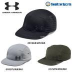 Yahoo!野球用品専門店スワロースポーツあすつく アンダーアーマー UA ウェアアクセサリー ヒートギア スペイサー5パネル トレーニング キャップ 帽子 1321237 新商品 野球用品 スワロースポーツ
