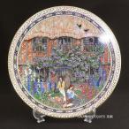 ロイヤルウースター Royal Worcester 1991年 カントリーコテッジ プレート 飾り皿 21cm