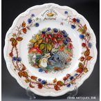 ロイヤルドルトン Royal Doulton ブランブリーヘッジ オータム 飾り皿プレート 未使用