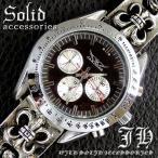 送料無料 希少レア物 クロノグラフデザイン腕時計 自動巻きct47