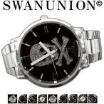 腕時計 メンズ レディース クロノグラフ クロノグラフ腕時計 ベルト 革本革 ステンレス レザー アナログ デザインウォッチ ギフト プレゼント 贈り物