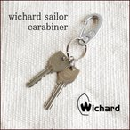 Wichard/ウィチャード wichard sailor carabiner S/ウィチャード セイラー カラビナ Sサイズ キーリング キーホルダー ヨットツール セーラー 雑貨