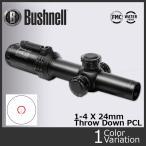 Bushnell(ブッシュネル) AR Optics 1-4x 24mm Throw Down PCL ショートスコープ 【正規取扱い保証書付】AR91424I