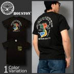 HOUSTON(ヒューストン) VIETNAM POCKET TEE ベトナム ポケットTシャツ 21019