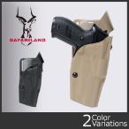 SAFARILAND(サファリランド) Model 6395 ALS Low-Ride Duty Holster (P226R レール付対応 ロウ ライド デューティーホルスター ) 6395-477