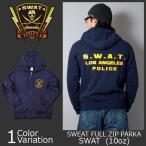SWAT ORIGINAL(スワットオリジナル) LEパーカー 10oz