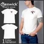 TOYO ENTERPRISE(東洋エンタープライズ) CHESWICK S/S 半袖 ポケットTシャツ チェーンステッチ