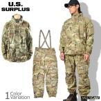 U.S SURPLUS(USサープラス) 米軍放出未使用品 ECWCS GEN3 Level5 Soft Shell ジャケット パンツ 上下セット