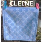 CELINE(セリーヌ) タオル地 ブランドハンカチ  日本製:今治産