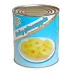 スライスパイナップル缶詰 ベビーパイン スライス 1号缶 3035g(常温)