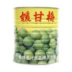 媛甘梅 梅玉蜜漬 全形 ホール M青 1.8kg(固形量1.8kg) 1号缶(常温)
