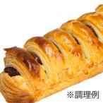 (お取り寄せ商品) イズム 冷凍パン生地 アーモンドチョコパイ 75g×60入 (冷凍)   手作りバレンタイン