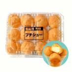 アンディコ プチシュー プレーン 12個入り 冷凍シュークリーム(冷凍)