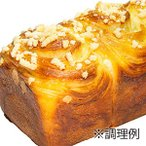 (お取り寄せ商品)ISM (イズム) 冷凍パン生地 トルネードブレッド クリーム 900g×7入 (冷凍)