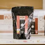 KAOKA (カオカ) オーガニックチョコチップ ドミニカドロップ 50% 1kg(夏季冷蔵)   手作りバレンタイン