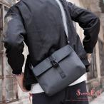 ショッピングショルダーバッグ ショルダーバッグ メンズ 撥水 フラップあり 軽量 バッグ カバン 鞄 サコッシュ 通学 カジュアル メンズバッグ