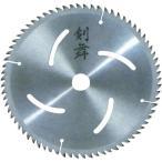 【送料無料!!】剣舞 木工用チップソー精密仕上用(外径165mm・72P)