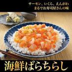 海産物 ギフト 贈り物 海鮮ばらちらし「G-14」サーモン、いくら、えんがわ 北海道お土産