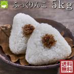 北海道産 冷めても美味しいお米 ふっくりんこ 5kg【送料無料】